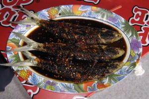 Resep Sambal Kecap Ikan Bandeng ( Ala Gersik )