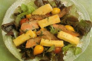 resep-salad-kambing-daun-mint