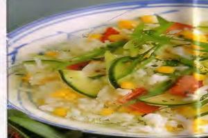 Resep Salad Nasi