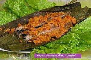 Resep Pepes Mangga Ikan Tongkol