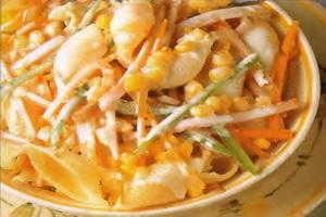 Resep Salad Pasta