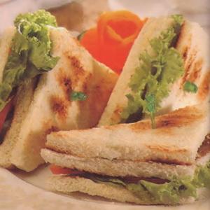 Resep Sandwich Daging Panggang