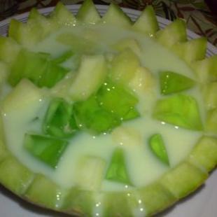 Resep Es Melon Granita