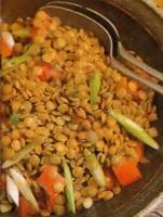 Resep Salad Lentil Pedas