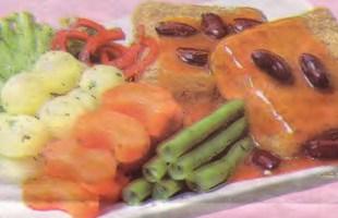Resep Steak Tempe Kacang Merah