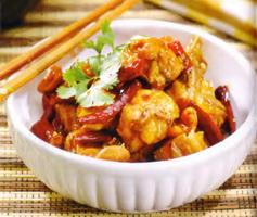 Resep Ayam Szechuan (Cina)