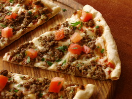 Resep Beef Pizza