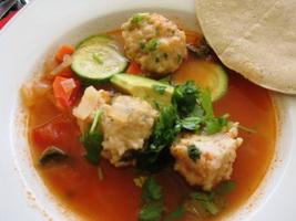 Resep Albondigas Soup