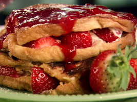 Resep French Toast Strawberry