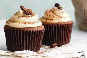 Resep Mocca Cup Cake