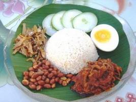 Resep Nasi Lemak (Kuala Lumpur)
