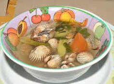 Resep Sup Kerang Hijau