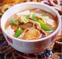 Resep Soup Kental Tofu & Jamur