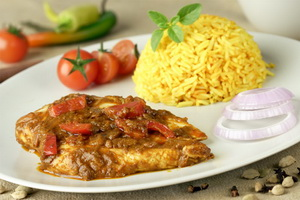 Resep Chicken Curry
