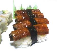 Resep Unagi Sushi