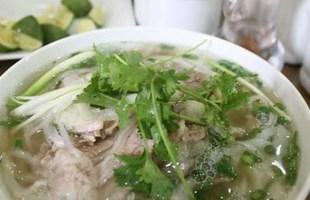 Resep Sup Daging Khas Hanoi