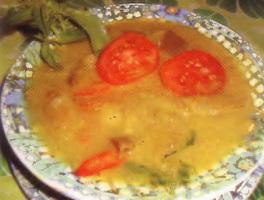 Resep Kikil Kuah Kuning
