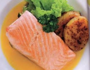 resep-salmon-grilled-saus-lemon
