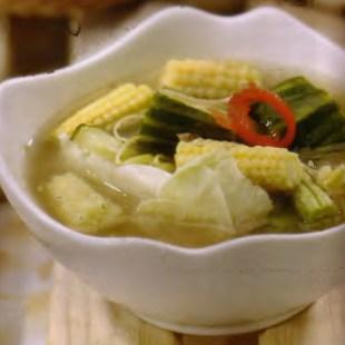 Resep Sayur Asam Surabaya