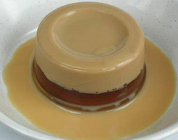 Resep Puding Mocca