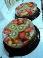 resep-fruit-dome-pudding