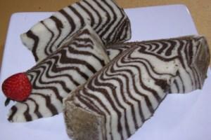 Resep Bolu Kukus Zebra