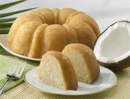 Resep Special Coconut Cake