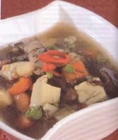 Resep Sup Tofu