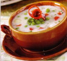 Resep Sup Mint Kacang Polong