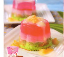 resep-puding-cake-cocopandan-saus-nangka