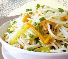 Resep Mie Sayur