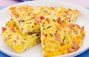 Resep Omelet Mie