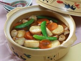 Resep Hot Pot Tahu Seafood