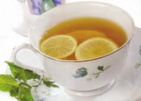Resep Apricot Orange Tea