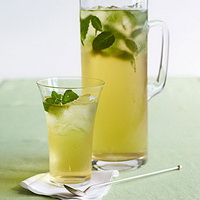 Resep Green Tea Iced