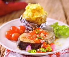 resep-steak-gindara-dabu-dabu