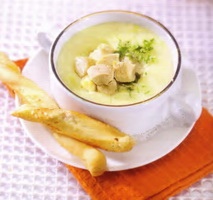 Resep Chicken Cream Soup