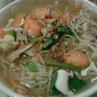 Resep Mie Kuah Seafood