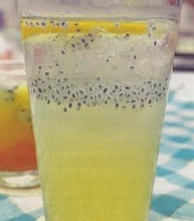 Resep Lemon Selasih