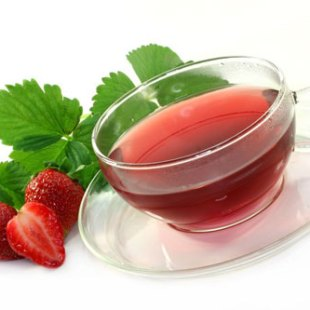 Resep Strawberry Blush Tea