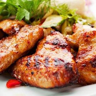Resep Ayam Bakar Kecap Aroma Serai