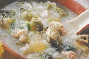 Resep Bubur Jamur & Telur