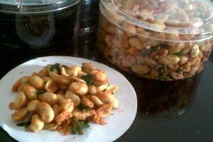 Resep Kacang Bawang Ebi