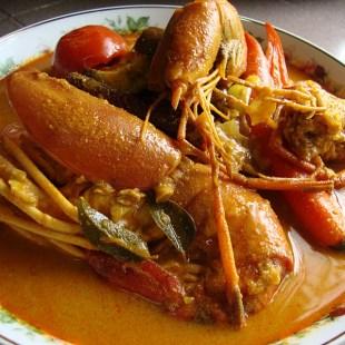 Resep Kare Udang