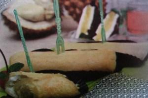 Resep Pancake Roll