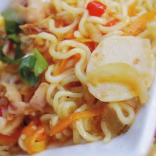 Resep Hot Mie