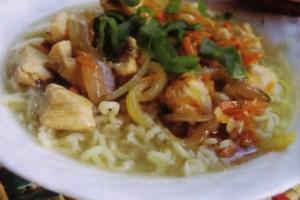 Resep Mie Ayam Kecap