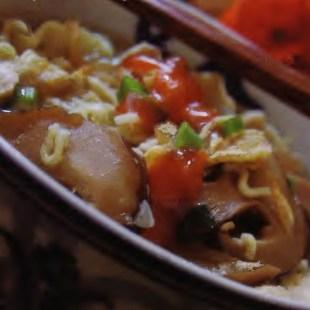Resep Mie Spesial Ayam Jamur