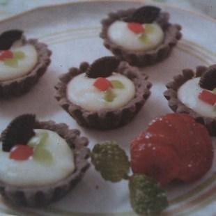 Resep Oreo Pie With Vla