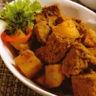 Resep Daging Kari Kuning